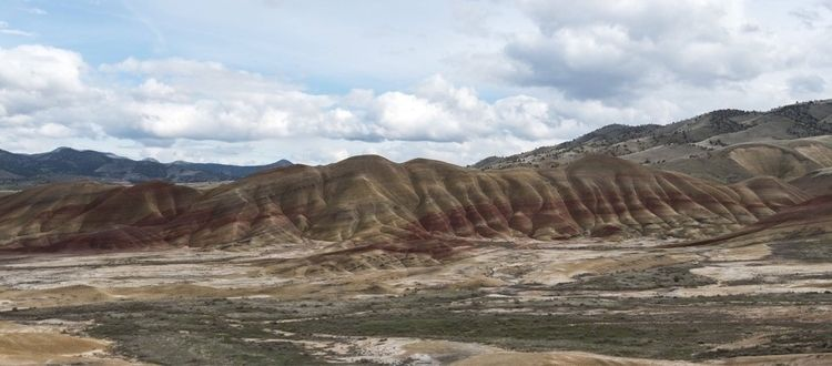 Painted Hills - collins79 | ello