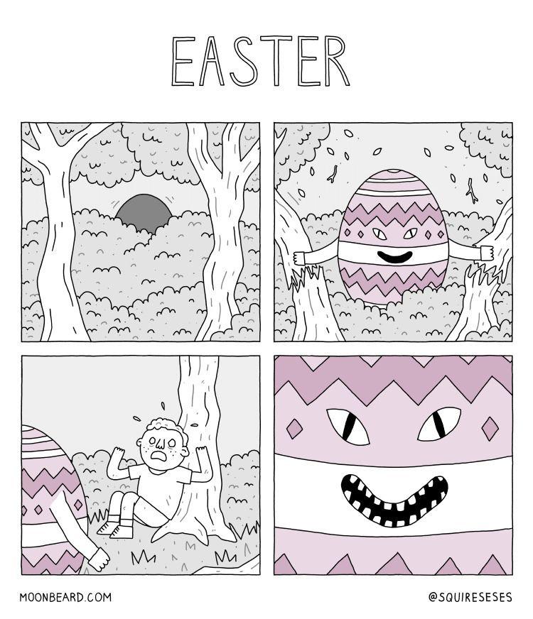 Easter Moonbeard.com // Instagr - squireseses | ello