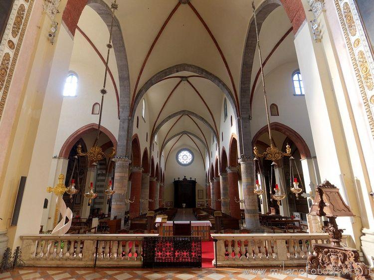Milan (Italy): Naves Carmine Ch - milanofotografo | ello