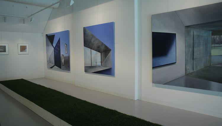 Solo Exhibition Museum de Oude  - annarijkens | ello