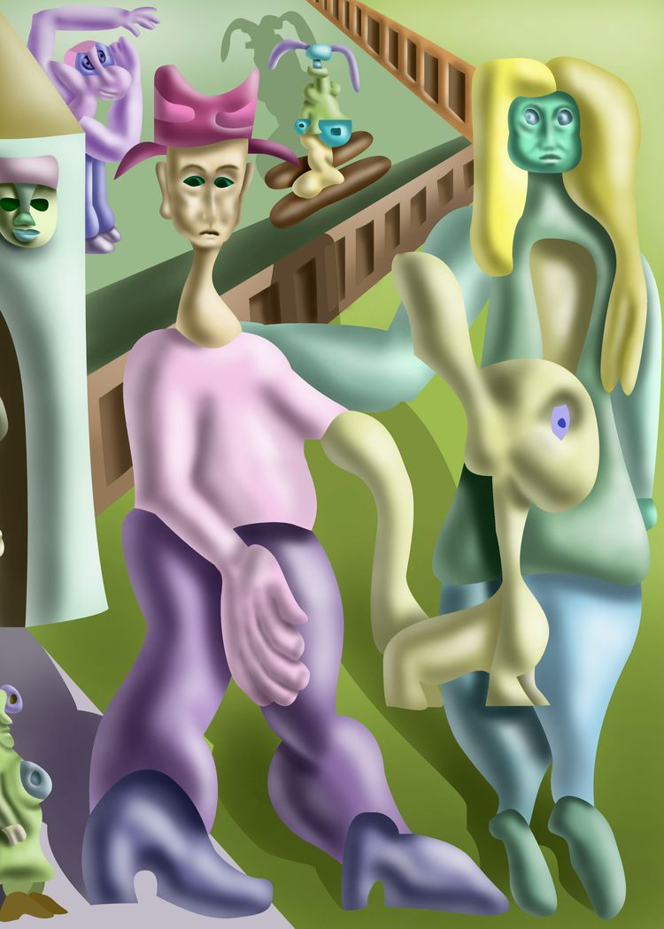 artwork Michael Krasowitz kraso - michaelkrasowitz | ello