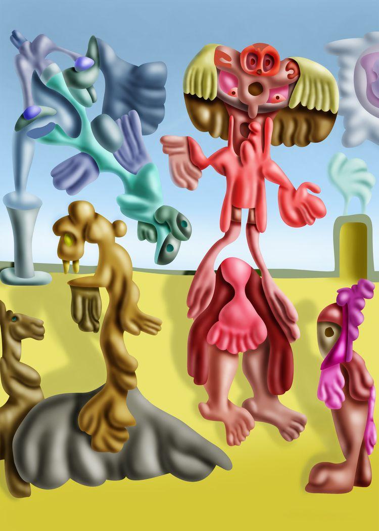 artwork Michael Krasowitz Submi - michaelkrasowitz | ello