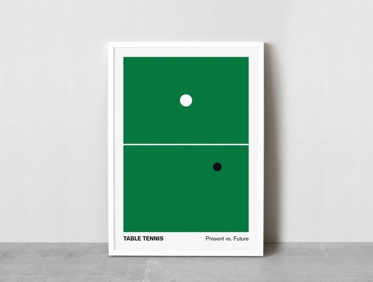 Table Tennis - Present Future D - diogoakio | ello