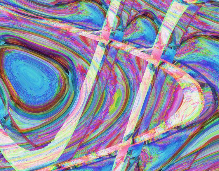Mixed Glitch - jessm-art | ello