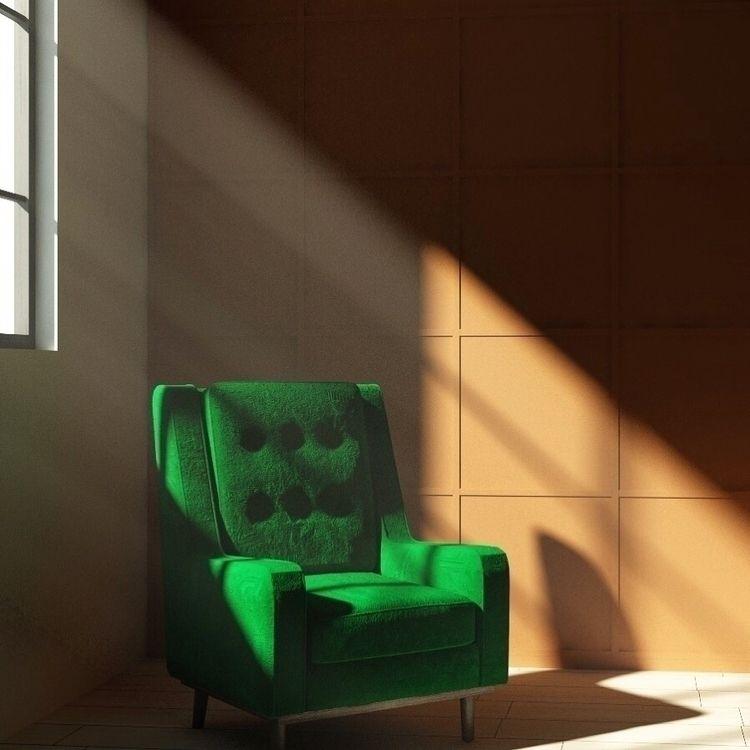 GRANDMAS HOUSE - c4d, render, vray - ittysawa | ello