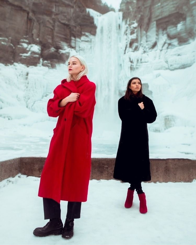 Duality - fashionphotography, winter - ncsweet | ello