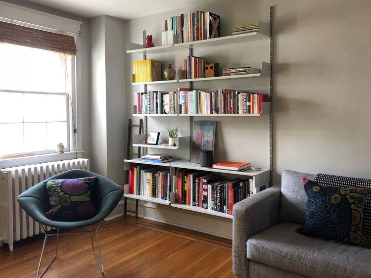 Note flipped shelves continuous - vitsoe   ello