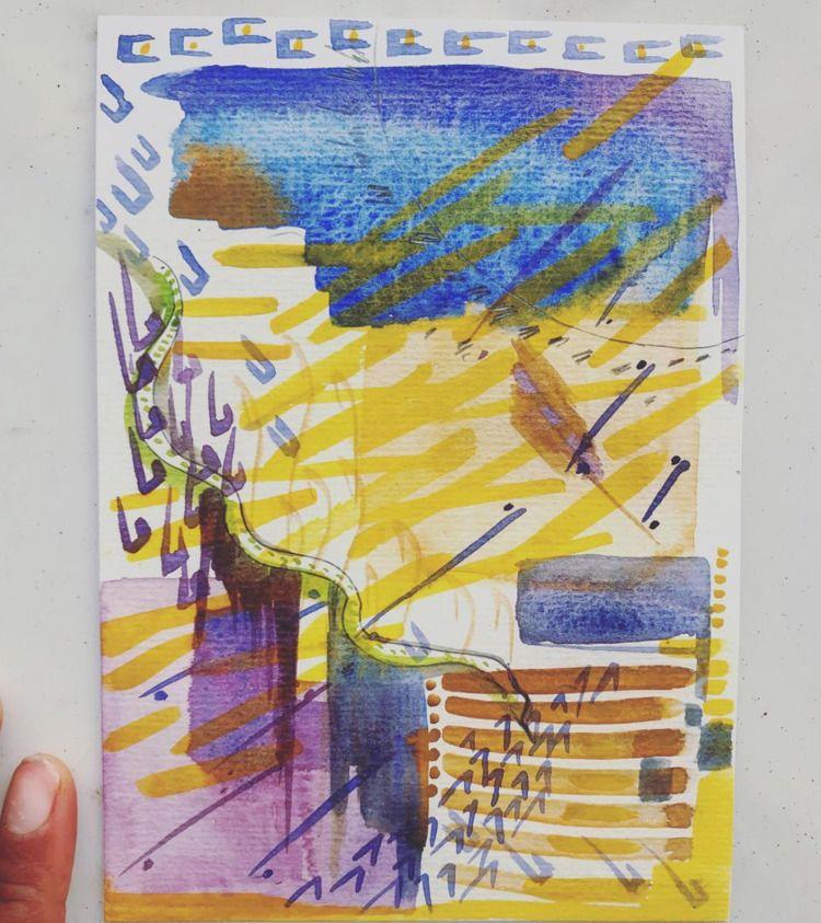 final interpretation card Archa - crystalfischetti | ello