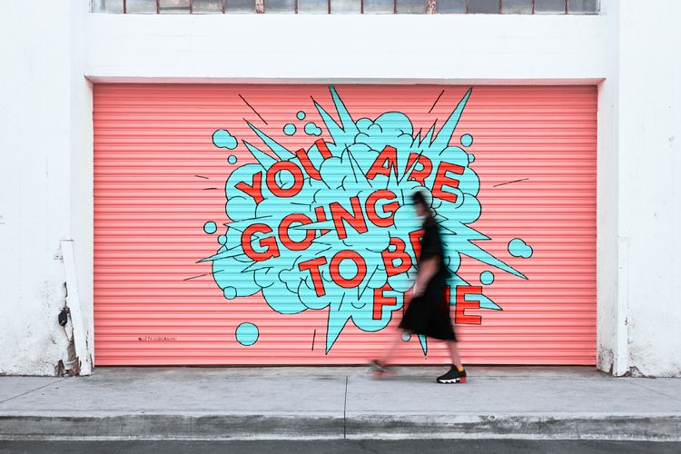 Fresh Mural from: