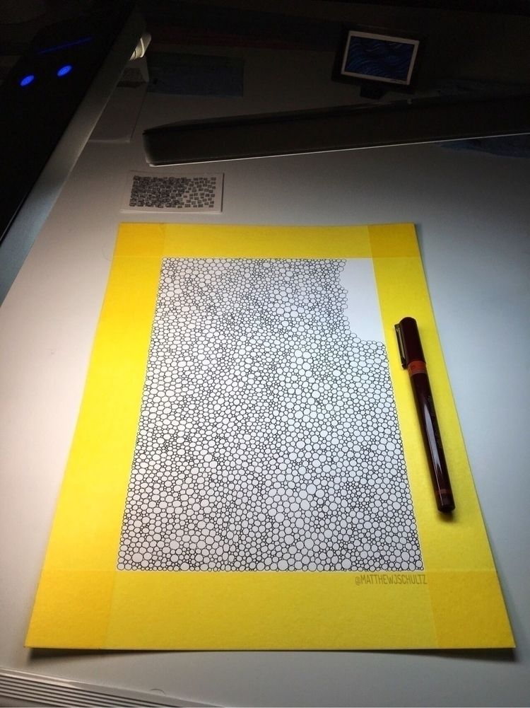 phase large-ish drawing; workin - matthewjschultz | ello