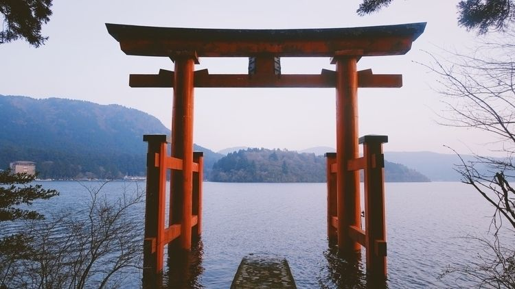 Long Walks Hakone - Tori, Japan - bellietaps | ello