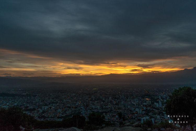 Sunset Valley - photography, landscape - misael21v | ello