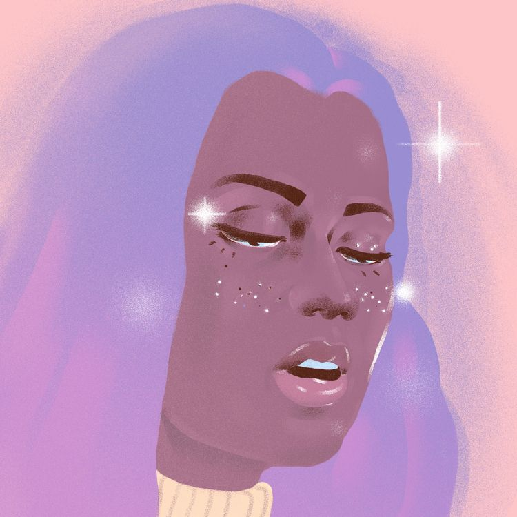 Glow - illustration, illustrator - richardachance | ello