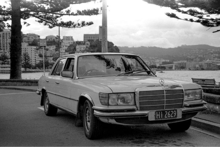 // Mercedes Film Ilford HP5+ 40 - tombrehm | ello