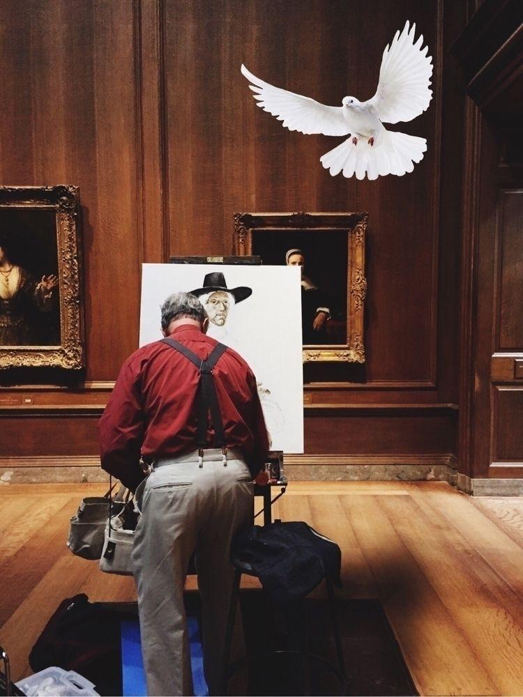 National Gallery Art, DC Photo  - lali_olivia | ello