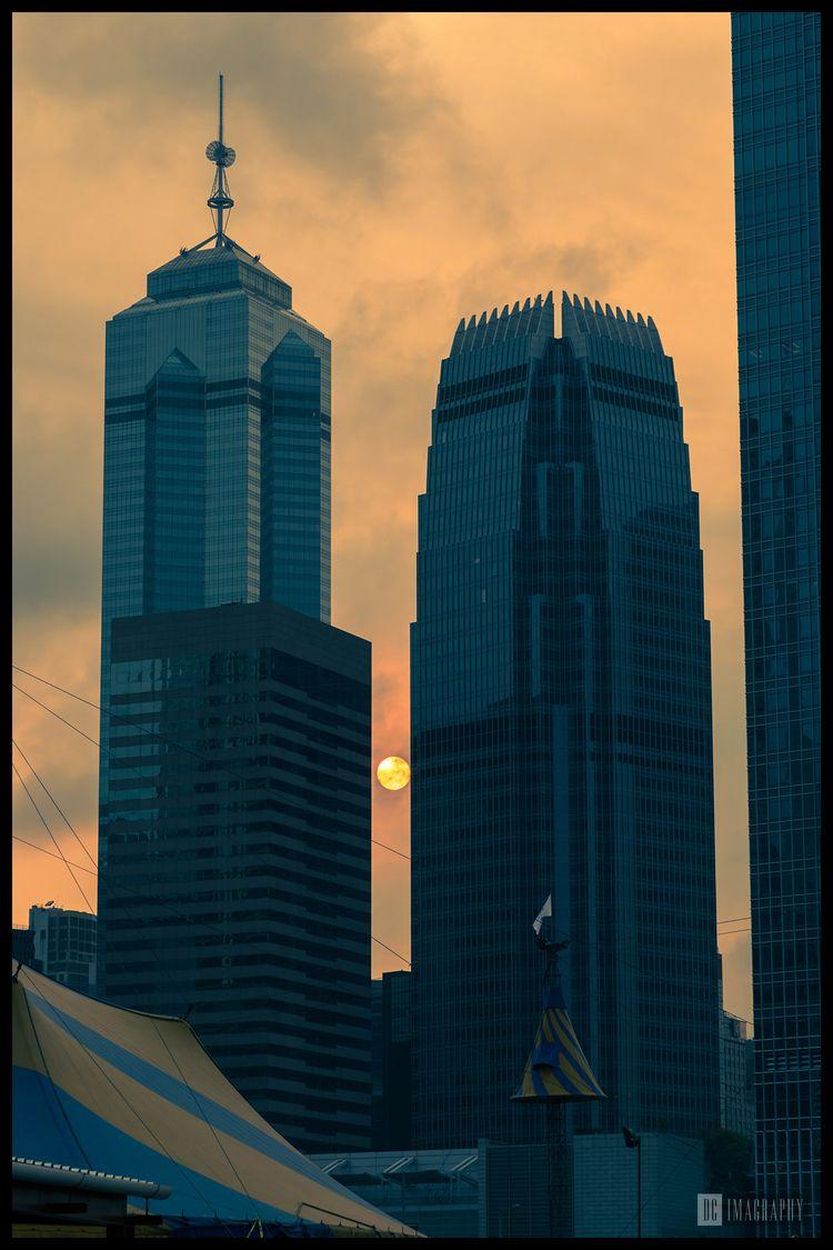 HongKong, Admiralty, Building - dcmiracle | ello