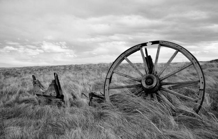 2, 2015. Southern Alberta - backroads - camwmclean | ello