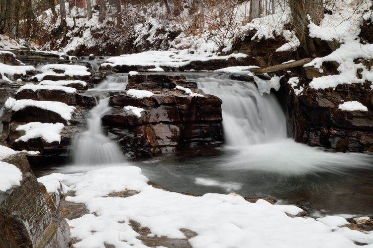 Mark Creek / Marysville Falls W - camwmclean   ello