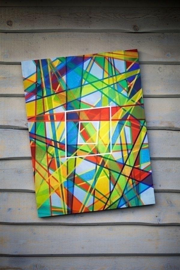 8 -photographed canvas, 122cm 9 - dirkmarwig | ello