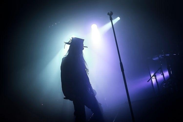 Fields Nephilim, live Club, Opo - joaofitas | ello