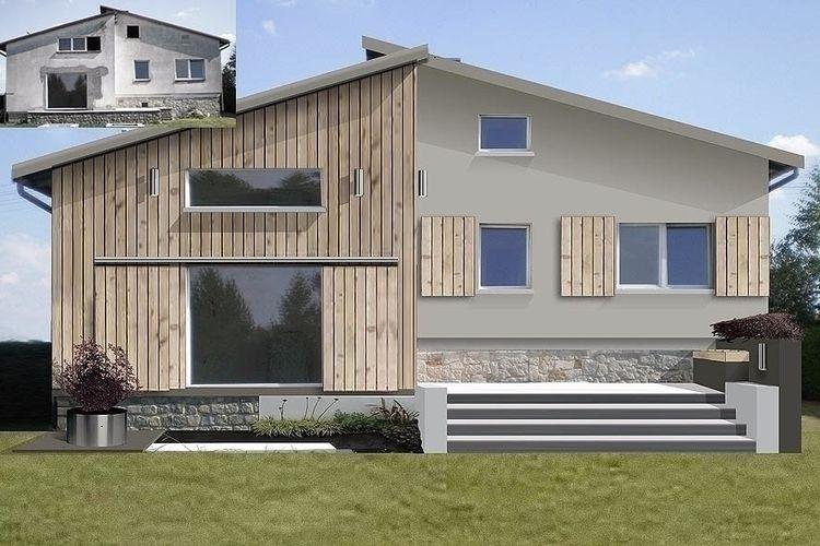 Artur Grab project facade terra - grabatdot | ello