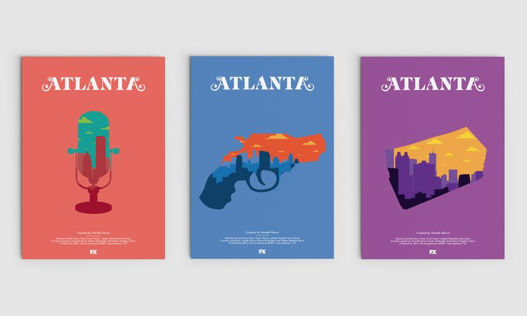 Poster series inspired TV Serie - federicogastaldi   ello