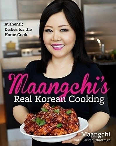 Real Korean Cooking Maangchi - the-face-book | ello