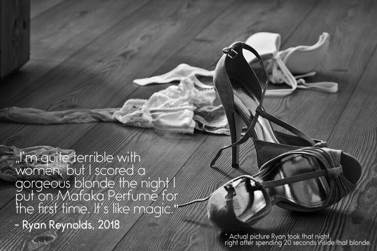 Men Mafaka Perfume week reporte - adamssecret | ello