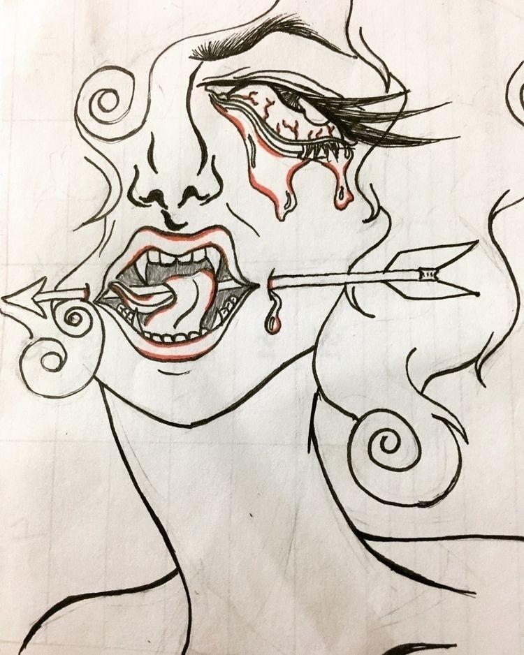 doodle work form rly - illustration - nyoomi | ello