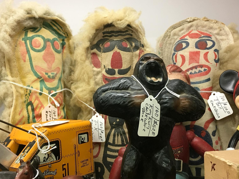 1248. King Kong band, diorama S - moosedixon   ello