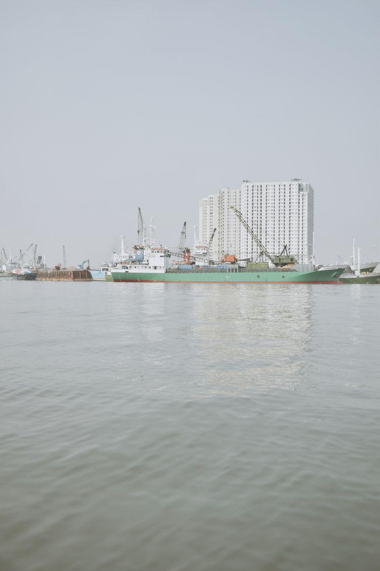 town ocean view - photography, landscape - rafiif | ello