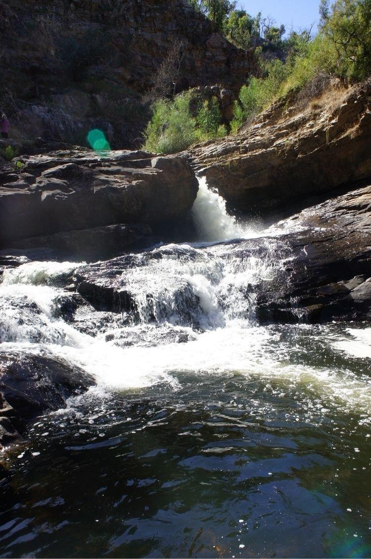 lil waterfall Victoria - magicmahem | ello