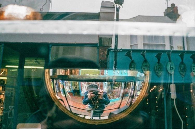 filmphotographyday, selfie, Leica - mattmaber | ello