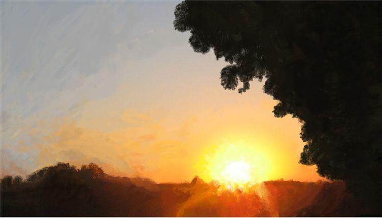 skies... Rusalka picture :copyr - norabele | ello