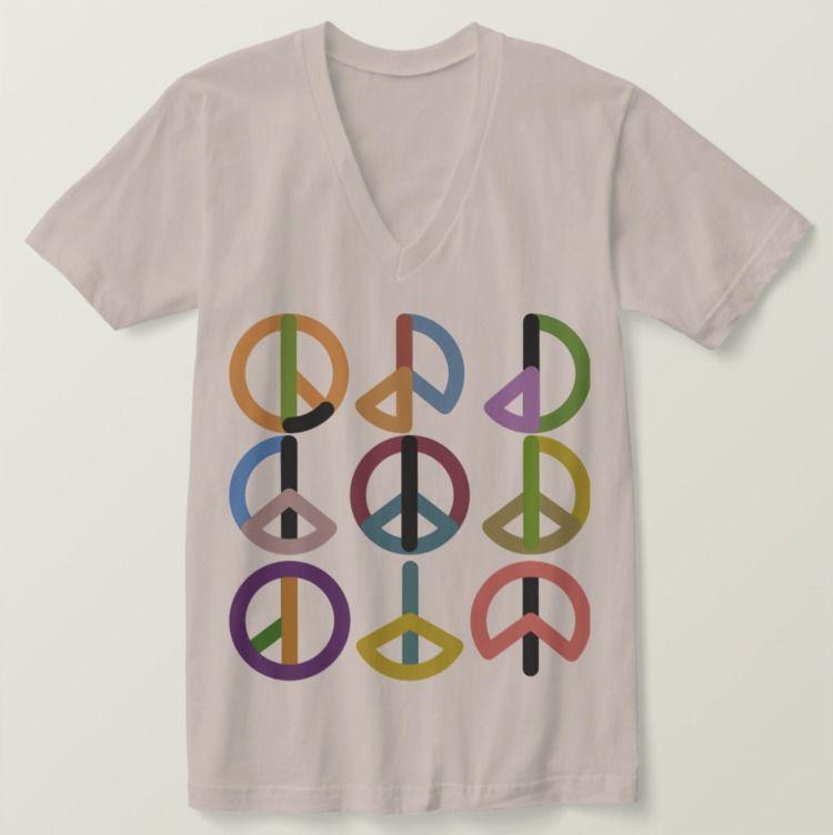 / American Apparel Fine - Peace - petro5va5iadi5   ello