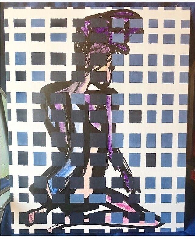modern, modernart, abstract, art - nash-heff   ello