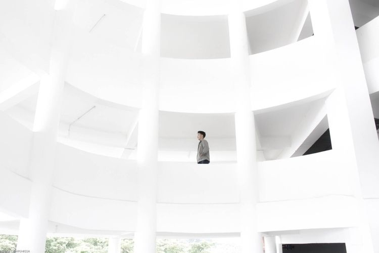 White - minimalism, architecture - thepeoplethings | ello