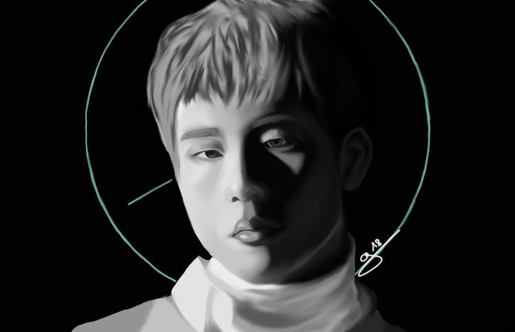 Jooheon MonstaX - digitalartist - daainart | ello