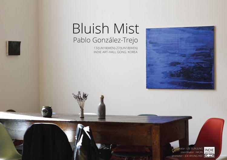 <Bluish Mist> Pablo Gonzá - pabgt | ello