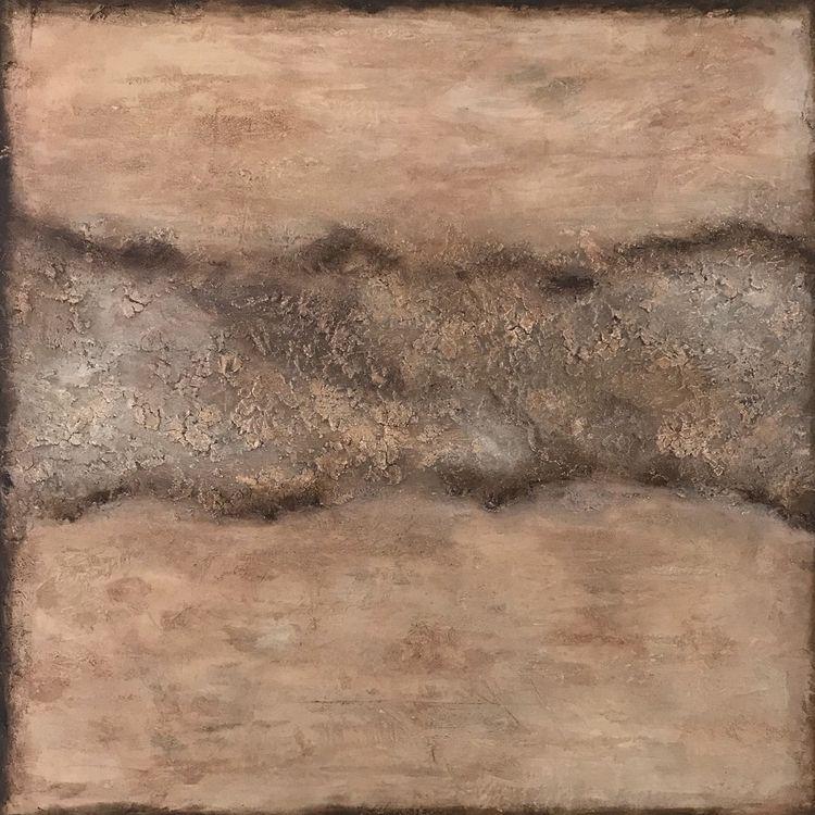 latest textured abstract painti - gallery3212 | ello