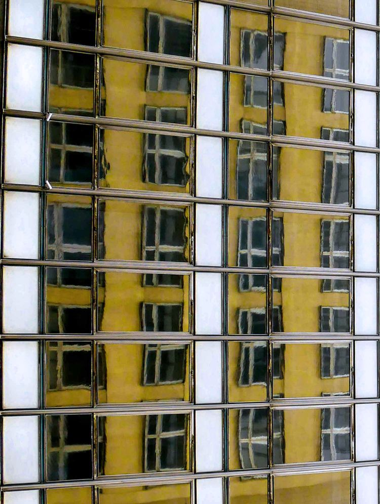 Reflecting Windows - photography - chris_schauzi | ello