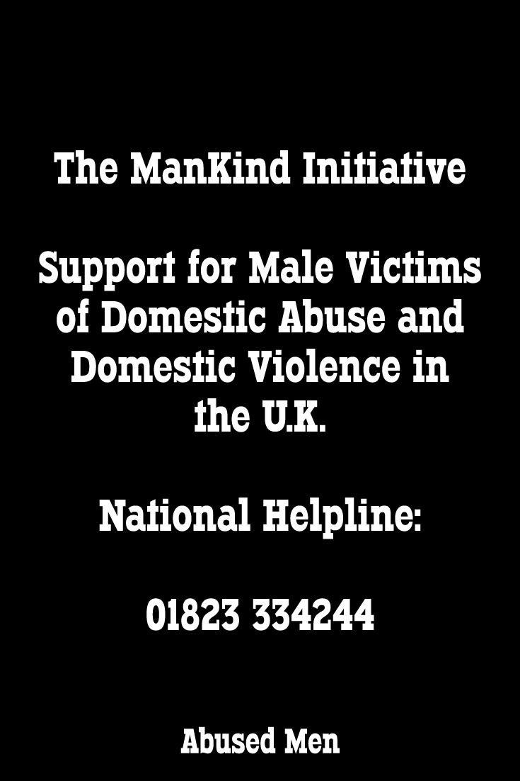ManKind Initiative Support Male - abused_men | ello