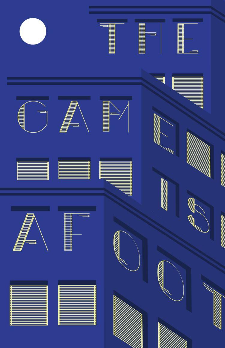 Original typeface based film no - erburton | ello