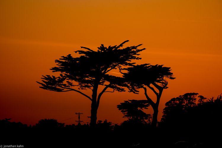 Sunset - sunset, santacruz, organge - jonkahn | ello