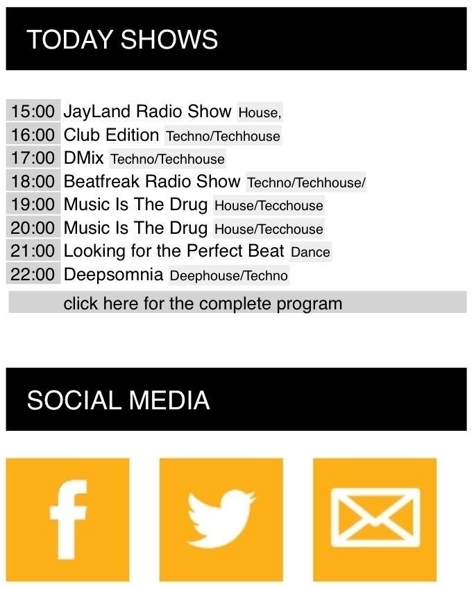 inprogressradio.com listen - techno - inprogressradio | ello