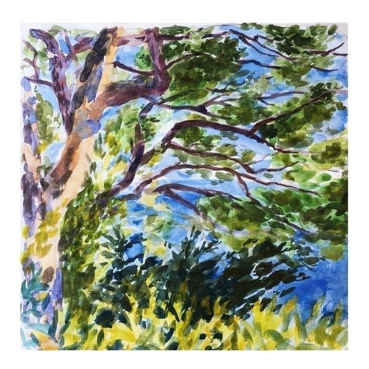 watercolour - sketch, paint, artist - yuliavirko | ello