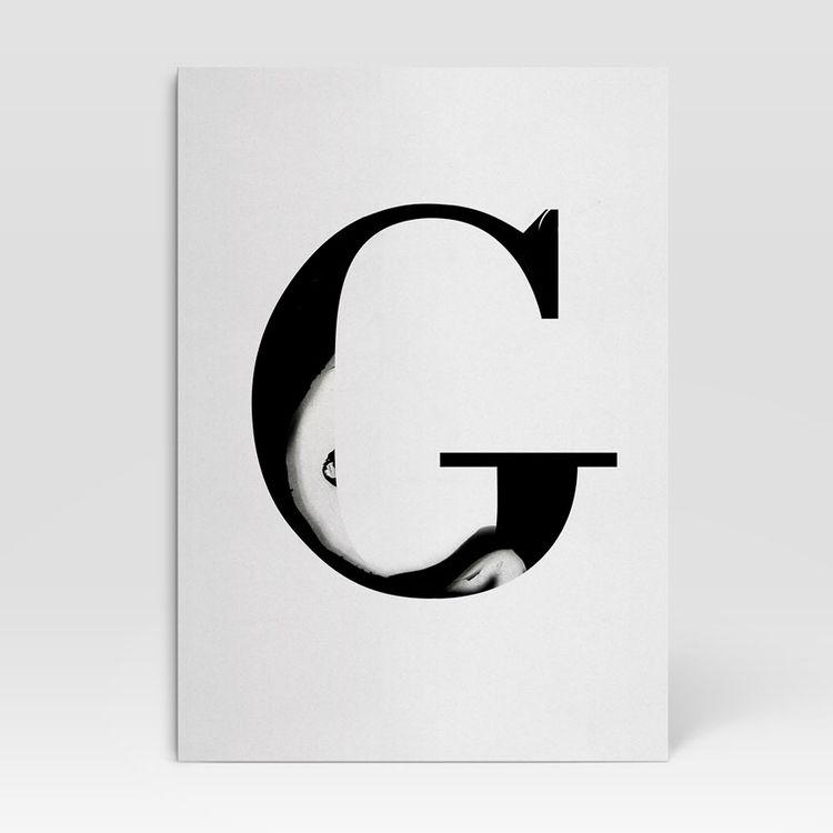 letter, typography - julijoure | ello