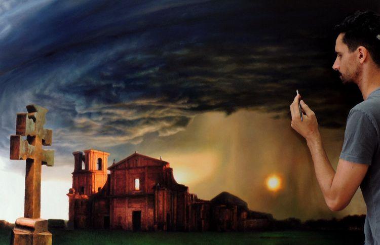 Ruínas de São Miguel Arcanjo -  - fabianomillani | ello