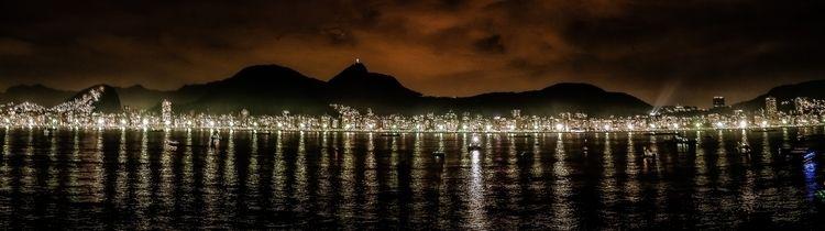 Guanabara Bay - Rio de Janeiro  - eniogodoy | ello