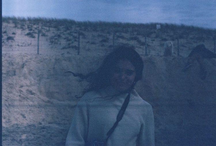 jour à la plage - argentique, 35mm - zoui   ello